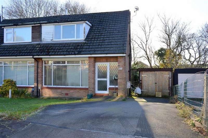 2 Bedrooms Semi Detached House for sale in Kennington Close, Killay, Swansea