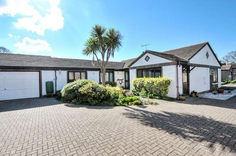 3 Bedrooms Detached Bungalow for sale in Canon's Close, Aldwick, Bognor Regis, PO21