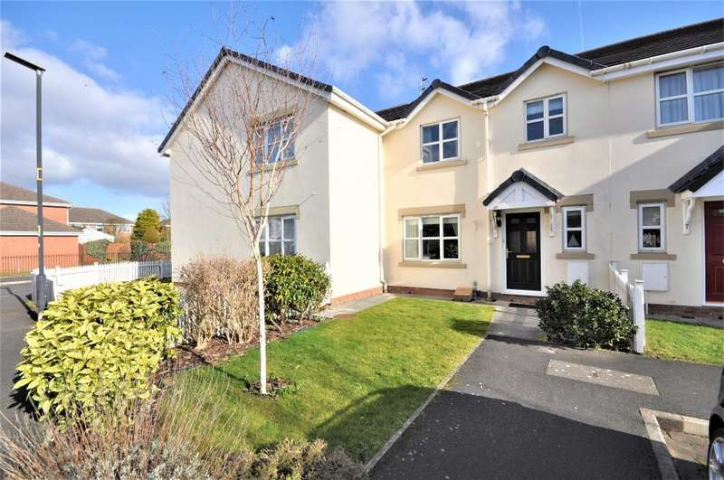 3 Bedrooms Mews House for sale in Hermitage Way, Lytham, Lytham St Anne's, Lancashire, FY8 4FX