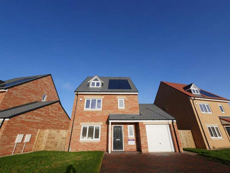 4 Bedrooms Detached House for sale in Thurcroft, Doxford Park, Sunderland