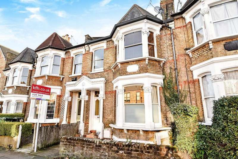 2 Bedrooms Flat for sale in Percy Road, North Finchley