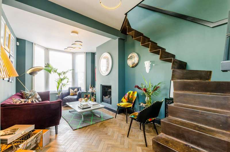 2 Bedrooms House for sale in Merredene Street, Brixton Hill, SW2
