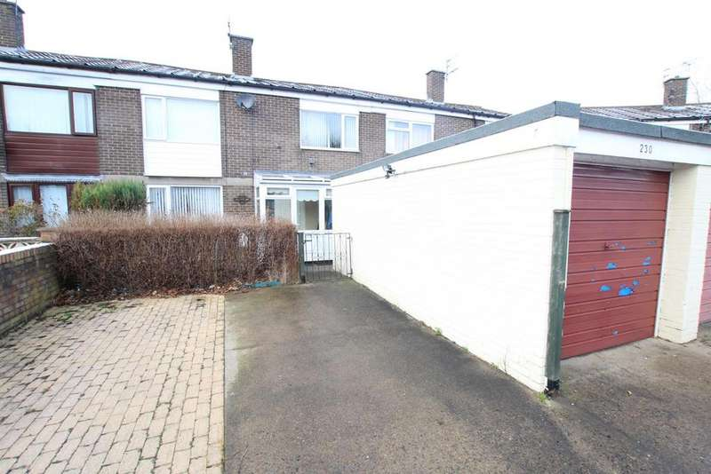 4 Bedrooms Terraced House for sale in Rowan Place, Newton Aycliffe