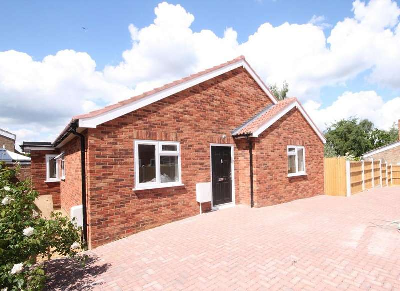 3 Bedrooms Detached Bungalow for sale in New Street, Shefford, SG17