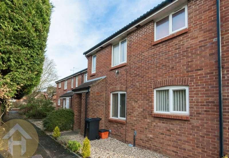 1 Bedroom Flat for sale in Windflower Road, Swindon SN25