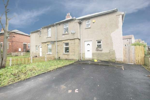 3 Bedrooms Semi Detached House for sale in Crawford Avenue, Bradford, West Yorkshire, BD6 1HX