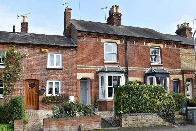 2 Bedrooms Terraced House for sale in High Street, Winslow