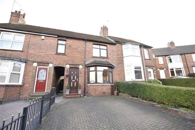 3 Bedrooms Town House for sale in Pinewood Avenue, Wakefield, Wakefield, WF2