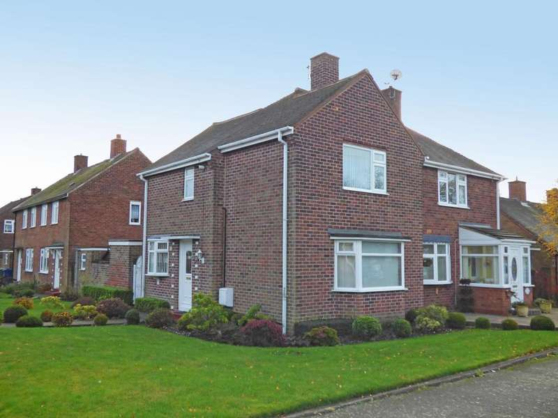 2 Bedrooms Semi Detached House for sale in 15 Clarion Way, West Chadsmoor, Cannock, WS11 4NJ