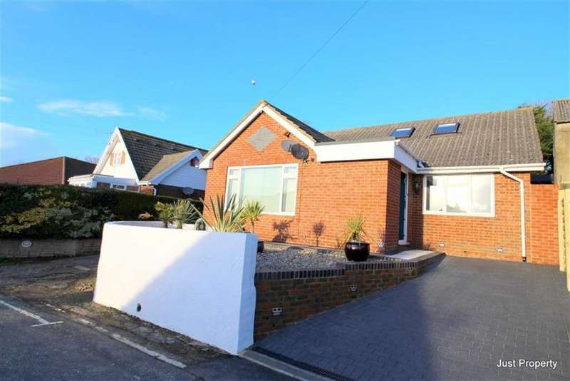 2 Bedrooms Detached Bungalow for sale in Old Top Road, Hastings