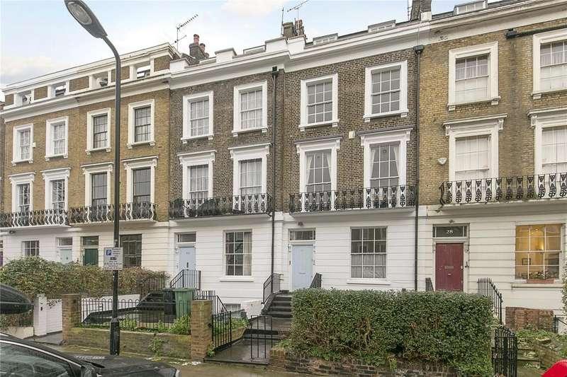 2 Bedrooms Flat for sale in Albert Street, Camden, London