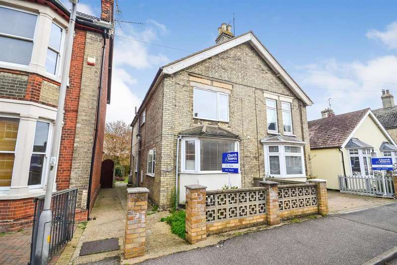 3 Bedrooms Semi Detached House for rent in Mildmay Road, Burnham-on-Crouch