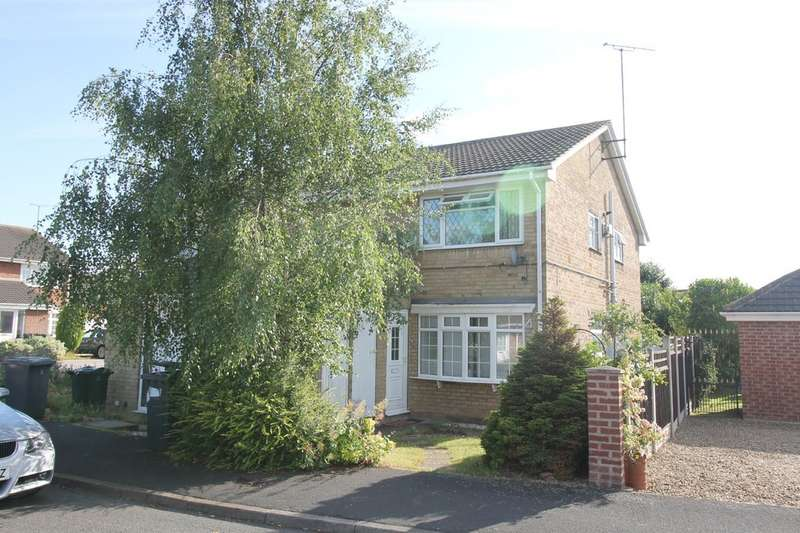 2 Bedrooms Apartment Flat for rent in Barnet Green, Doncaster DN7