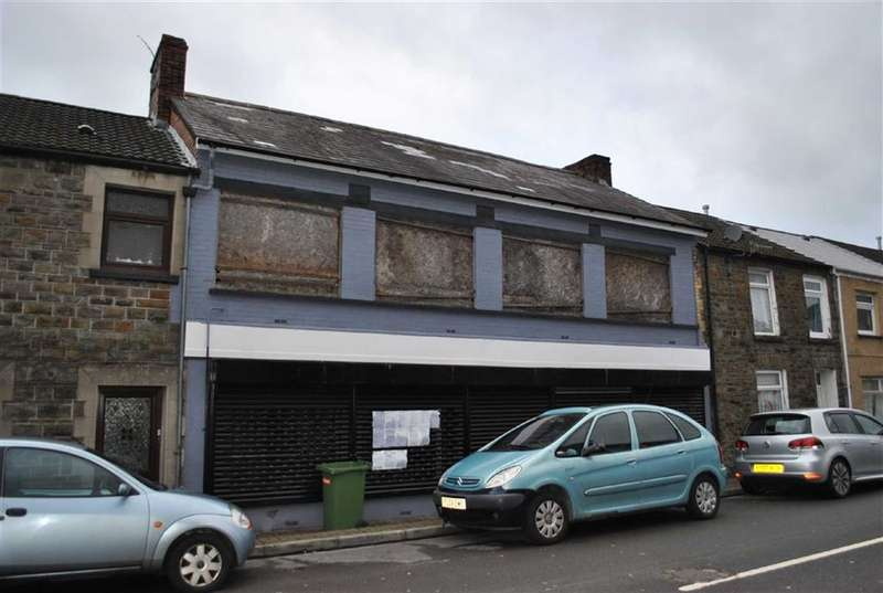 Retail Property (high Street) Commercial for sale in Penrhiwceiber Road, Penrhiwceiber