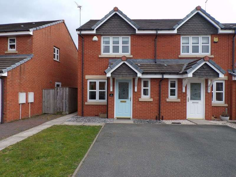 2 Bedrooms Property for sale in Lavender Grove, Jarrow, Jarrow, Tyne and Wear, NE32 4BH