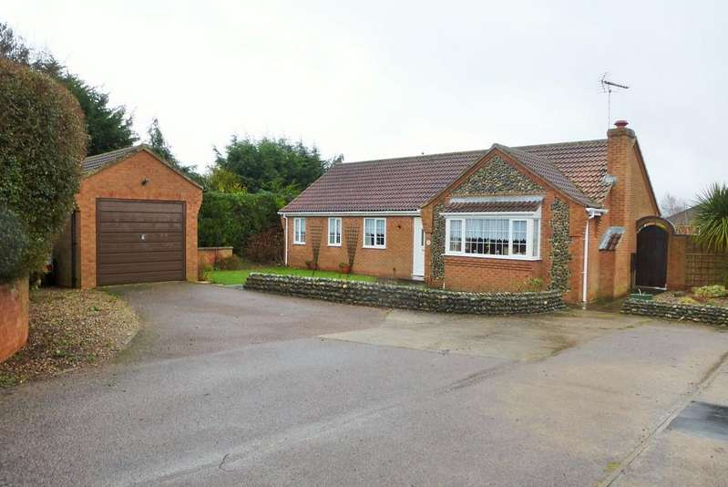 3 Bedrooms Detached Bungalow for sale in Mundesley