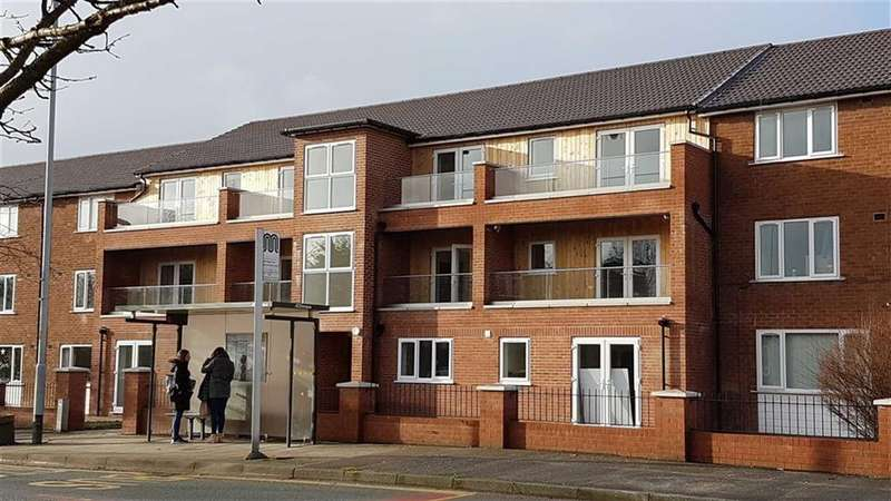 1 Bedroom Apartment Flat for sale in 172a Gillbent Road, Cheadle Hulme