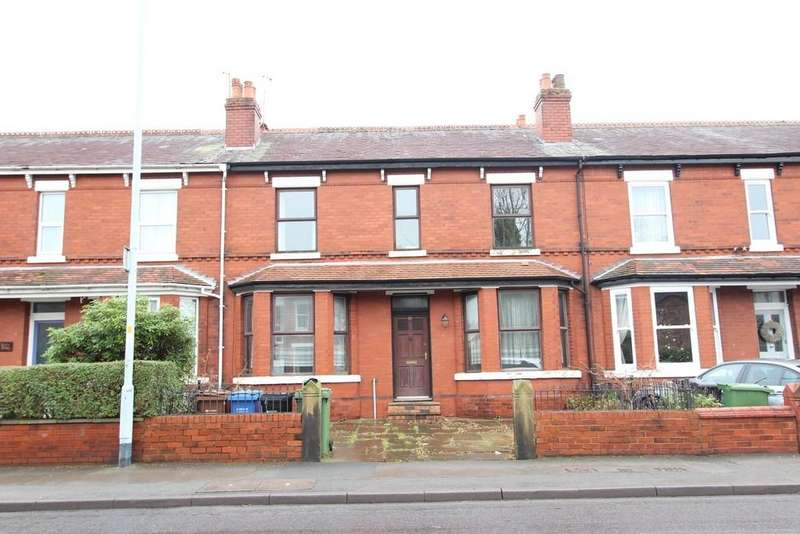 4 Bedrooms Terraced House for sale in Moorside Road, Heaton Moor