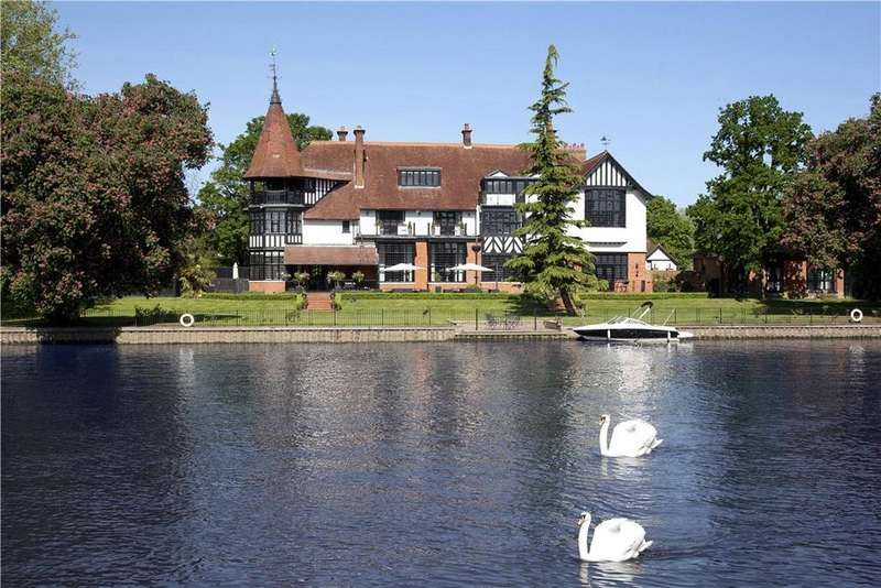 9 Bedrooms Detached House for sale in Fishery Road, Bray, Berkshire, SL6