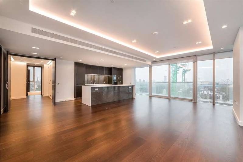 3 Bedrooms Flat for sale in One Lillie Square, Lillie Square, SW6