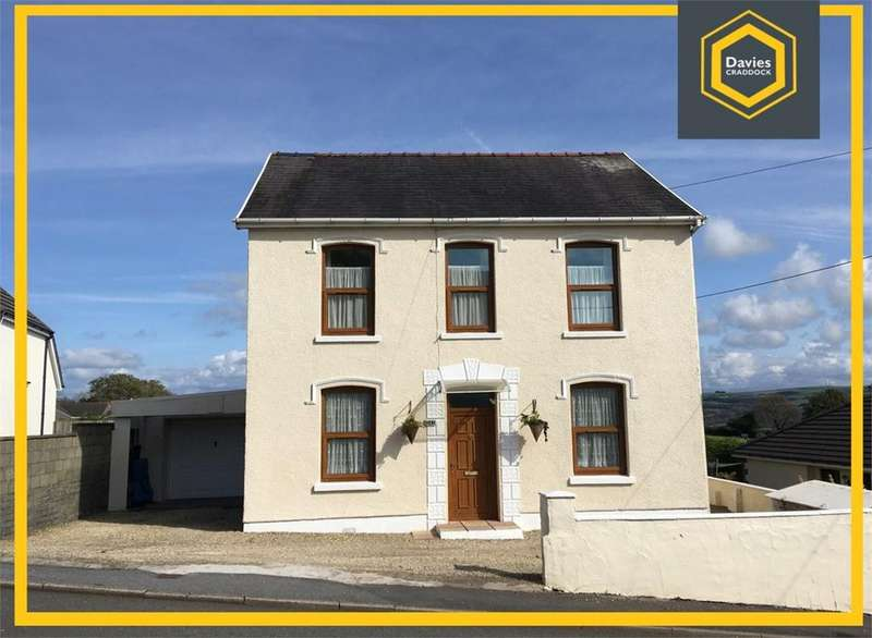 3 Bedrooms Detached House for sale in Heol Y Meinciau, Pontyates, Llanelli, SA15