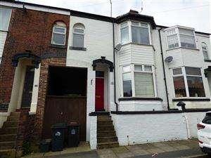 5 Bedrooms Town House for rent in Sackville Street, Basford, Stoke-on-Trent ST4