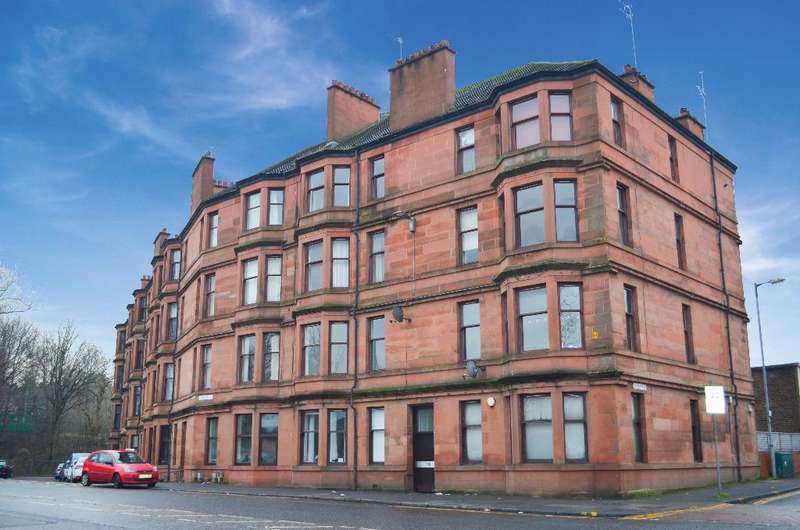 2 Bedrooms Flat for sale in Thornliebank Road, Flat 1/2, Auldhouse, Glasgow, G43 1DP