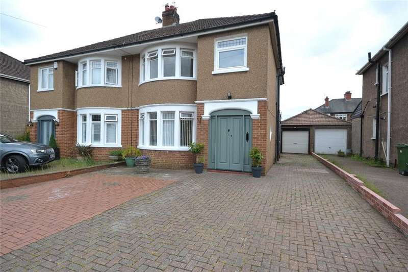 3 Bedrooms Semi Detached House for sale in Timbers Square, Roath, Cardiff, CF24