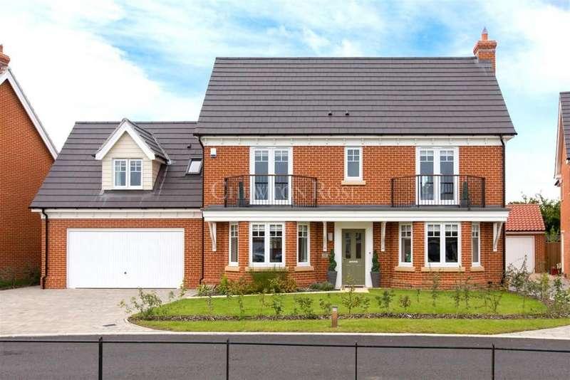 5 Bedrooms Detached House for sale in Great Bentley