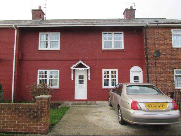 3 Bedrooms Semi Detached House for sale in TRISTRAM AVENUE, OXFORD ROAD, HARTLEPOOL