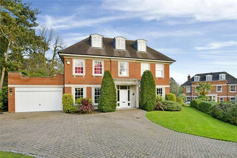 5 Bedrooms Detached House for rent in Davidge Place, Knotty Green, Beaconsfield, Buckinghamshire, HP9