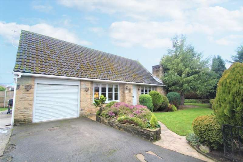 3 Bedrooms Detached House for sale in NEW ROAD, BRAMHAM, WETHERBY, LS23 6QS