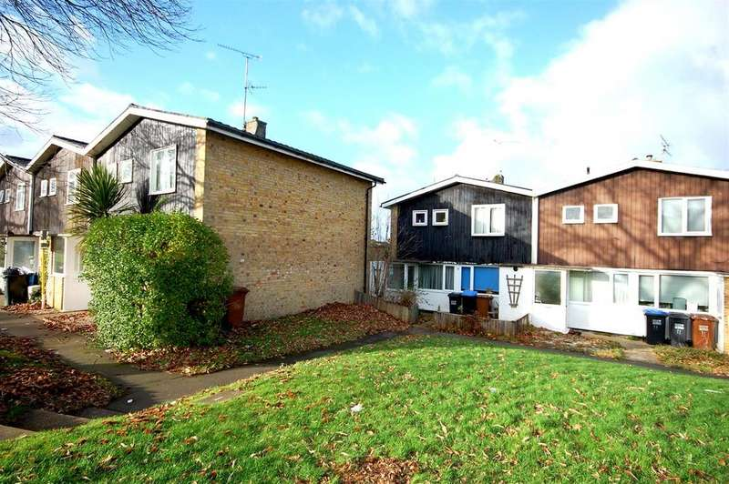 3 Bedrooms End Of Terrace House for sale in Maryland, Hatfield