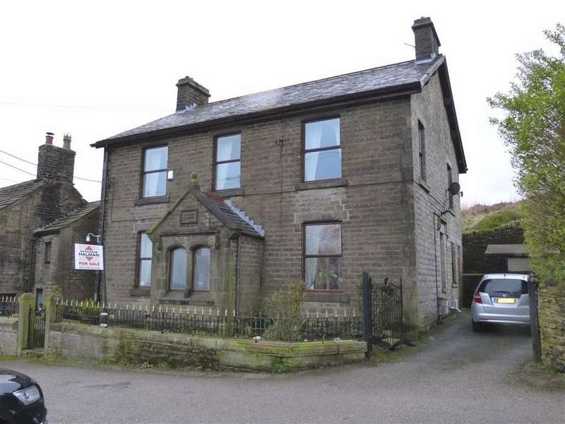 5 Bedrooms Detached House for sale in Back Lane, Charlesworth, Glossop