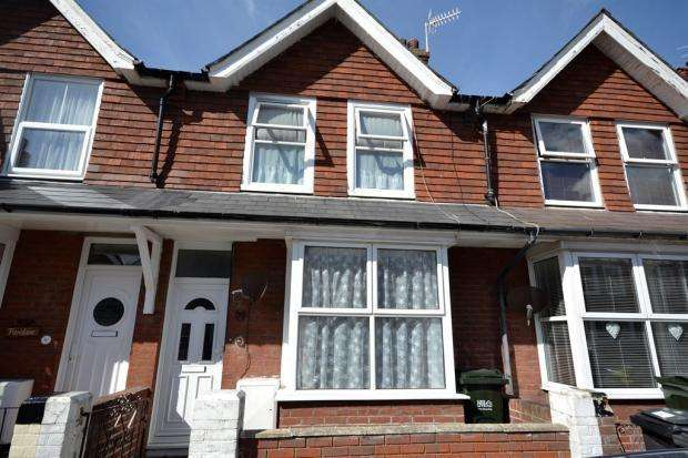 3 Bedrooms Terraced House for rent in Havelock Road, Eastbourne