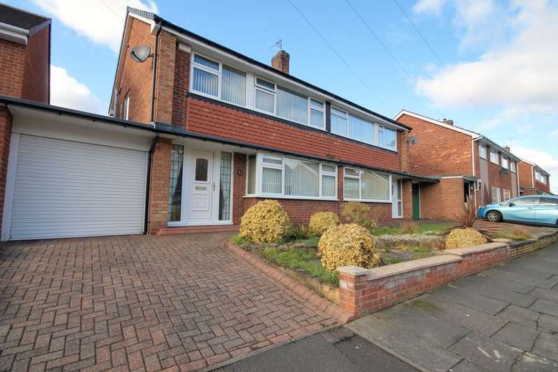 3 Bedrooms Semi Detached House for sale in Ullswater Road, Chester Le Street, DH2