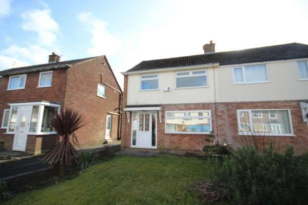 2 Bedrooms Semi Detached House for sale in Coniston Road, Fulwood, Preston, PR2