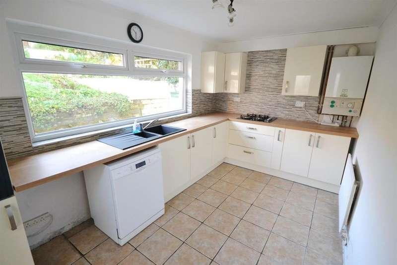3 Bedrooms Semi Detached Bungalow for sale in Wiston Street, Golden Hill, Pembroke
