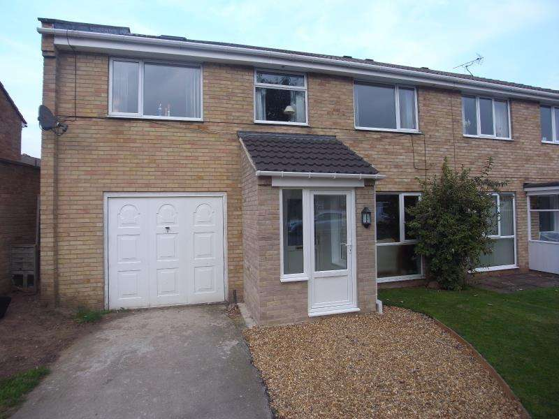 4 Bedrooms Semi Detached House for rent in SYCAMORE ROAD, RIPON, HG4 2LR
