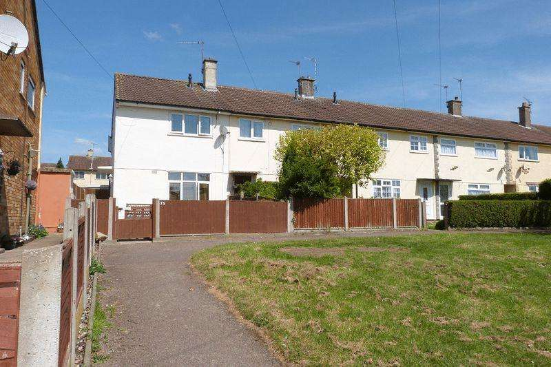 2 Bedrooms Terraced House for sale in Kinsdale Drive, Leicester