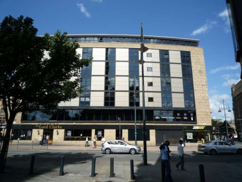2 Bedrooms Apartment Flat for sale in Landmark House, Broadway BD1