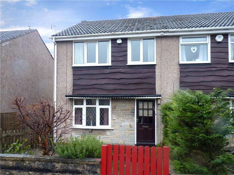 3 Bedrooms Town House for sale in Staveley Road, Keighley, West Yorkshire