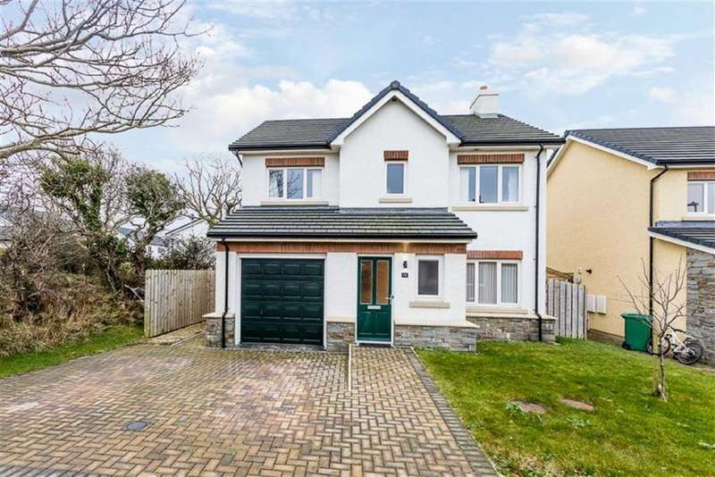4 Bedrooms Detached House for sale in Christian Avenue, Peel, Isle of Man