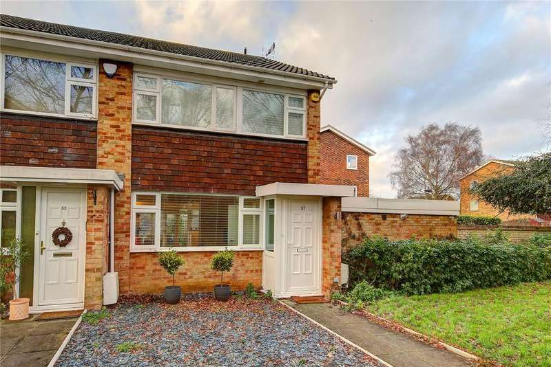 3 Bedrooms End Of Terrace House for sale in Breamwater Gardens, Richmond, TW10