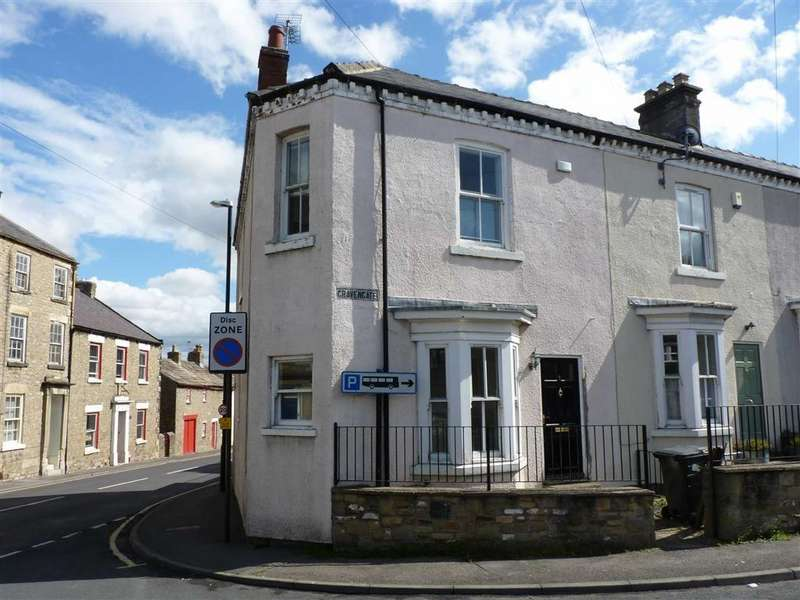 3 Bedrooms End Of Terrace House for sale in West View, Richmond, North Yorkshire