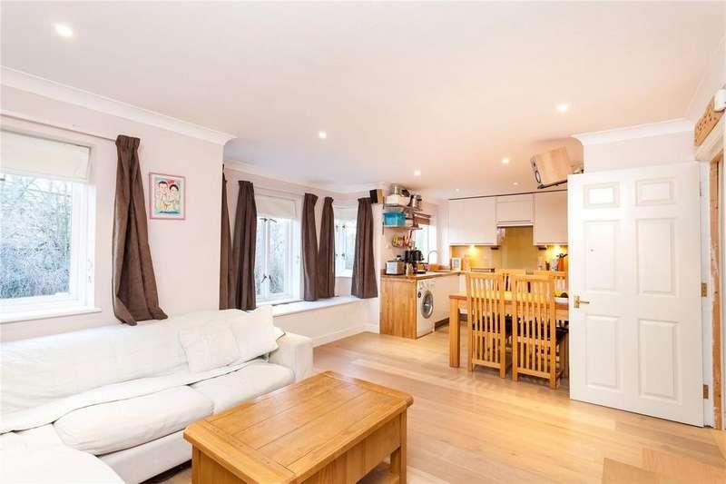 2 Bedrooms Flat for sale in Myddleton Avenue, London, N4