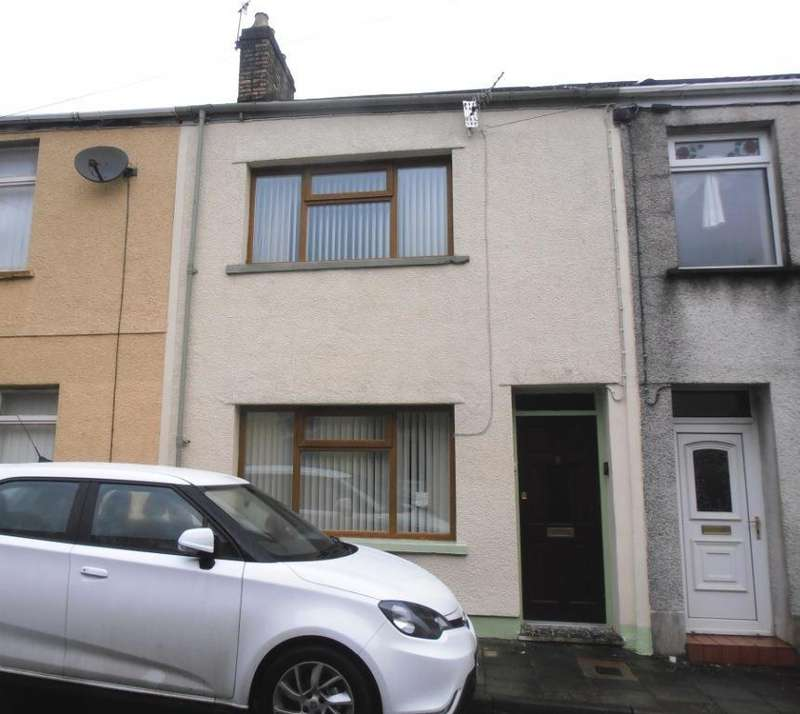 2 Bedrooms Terraced House for sale in Curre Street, Aberdare