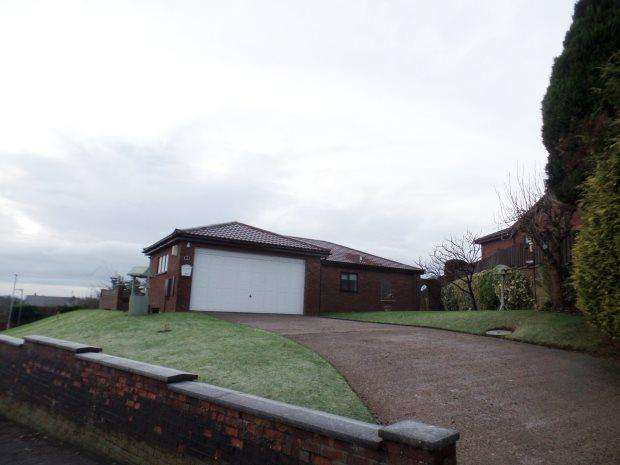 2 Bedrooms Detached Bungalow for sale in ELSDON CLOSE, PETERLEE, OAKERSIDE, PETERLEE