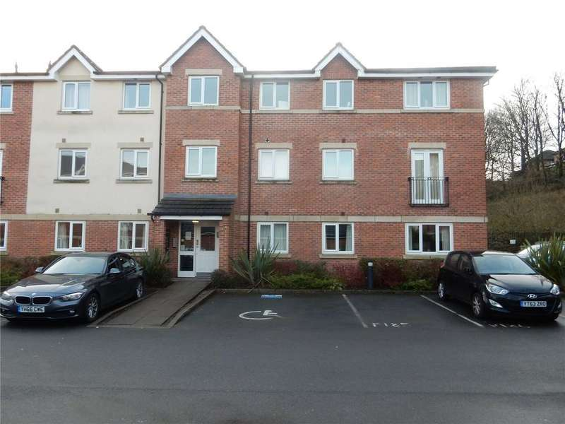 2 Bedrooms Apartment Flat for sale in Blackthorn Drive, Lindley, Huddersfield, HD3