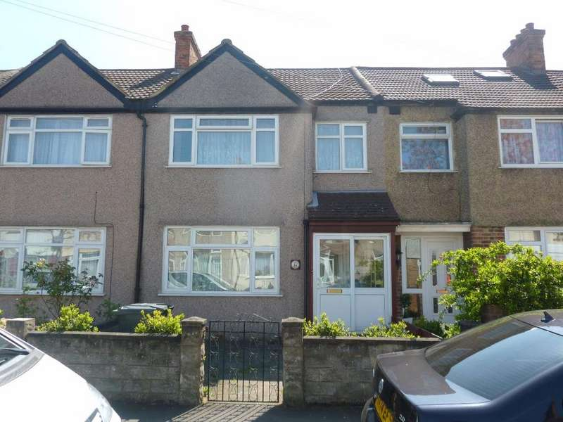 3 Bedrooms Terraced House for sale in Mitcham